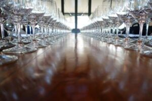 Bordeaux glasses 300x200 How to Visit Bordeaux Chateau, Vineyards for the Best Wine Tastings