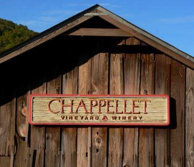 Chappellet Winery Chappellet Napa Valley California Cabernet Sauvignon Wine