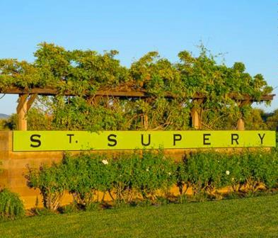 St. Supery Winey Napa St. Supery Napa Valley California Cabernet Sauvignon Merlot Wine