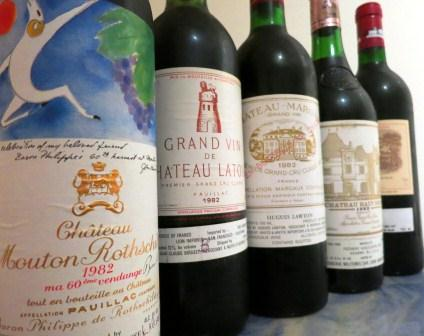 Bordeaux Classifications Guide to the Official Classification of Bordeaux Wine