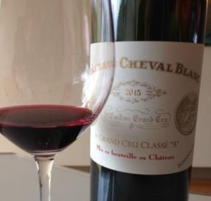 2015 Cheval Blanc 300x285 2015 Saint Emilion Tasting Notes, Over 150 of the Best Wines Rated!