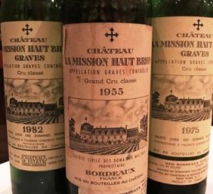 1955 La Mission Haut Brion Wine 300x273 The Top Ten Best Wines Tasted in 2016, and the Stories Behind the Wines
