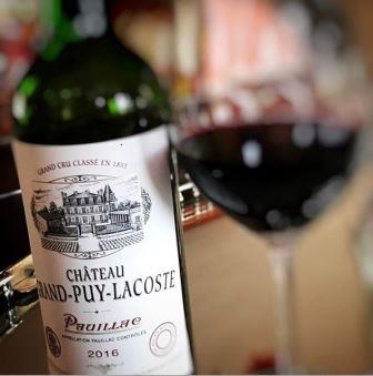 2016 Grand Puy Lacoste 2016 Pauillac Tasting Notes, Ratings for the best Pauillac wines ever!