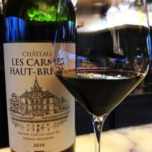 2016 Les Carmes Haut Brion 300x300 2016 Pessac Leognan, Graves, Tasting Notes Ratings Red and White Wine