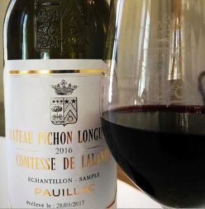 2016 Pichon Lalande 293x300 2016 Pauillac Tasting Notes, Ratings for the best Pauillac wines ever!