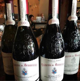 Wine of the Week 2007 Beaucastel Chateauneuf du Pape