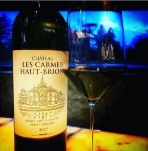 2017 Les Carmes Haut Brion Pessac Leognan 294x300 2017 Pessac Leognan Tasting Notes, Harvest info for Red and White Wine