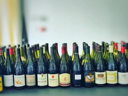The Best 200 wines from the 2017 Chateauneuf du Pape Vintage