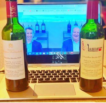 2019 Mouton Rothschild Wine Tasting Best 2019 Pauillac Wine Tasting Notes, Ratings, Harvest Reports