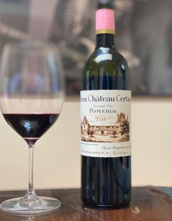 2019 Vieux Chateau Certan Best 2019 Pomerol Wines, Tasting Notes, Ratings, Harvest Reports